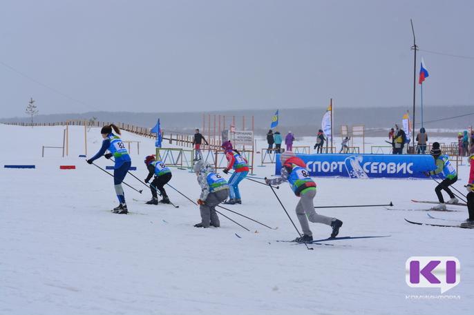 Сыктывкар готовится к Новогодней лыжной гонке