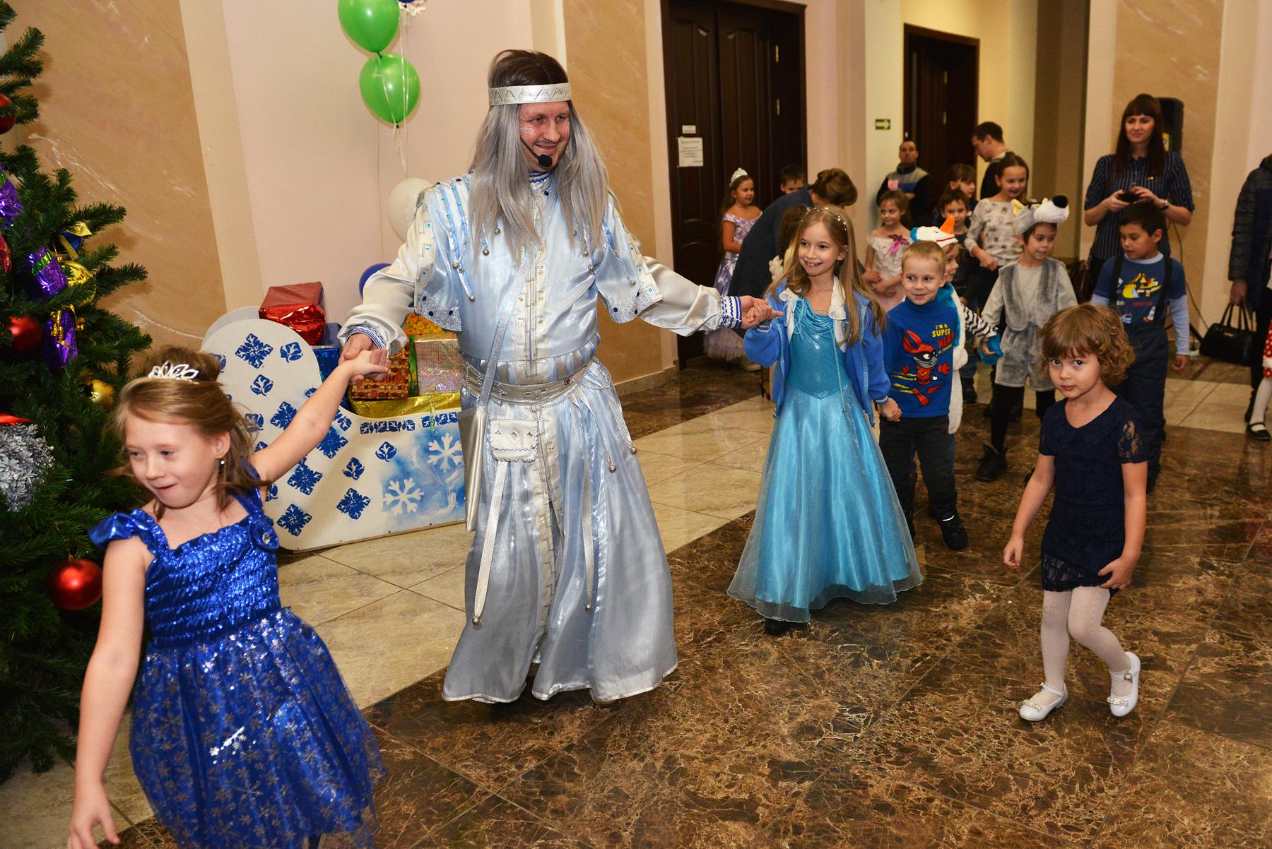 Кöдзыд пöль нашел новых друзей в Сосногорске
