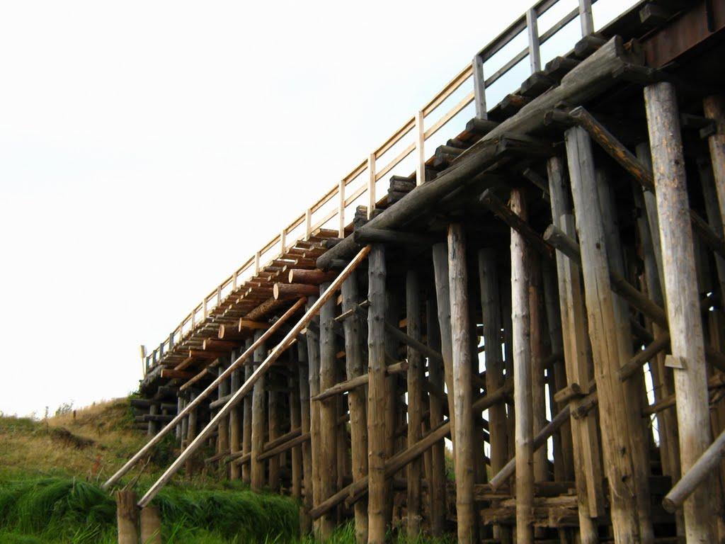 Проект реконструкции моста у поселка Якуньёль направят на госэкспертизу в начале 2018 года