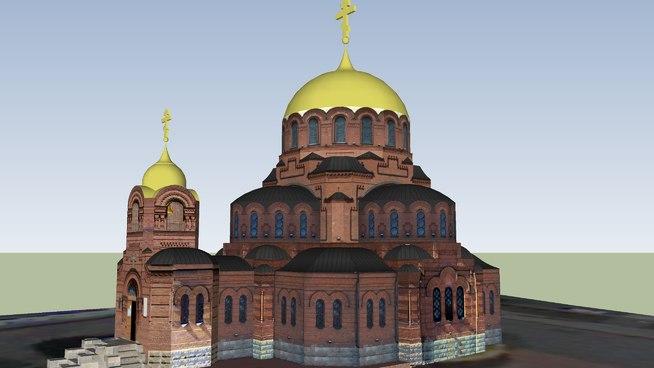 Воркутинская епархия разработает эскизный проект Спасского кафедрального собора
