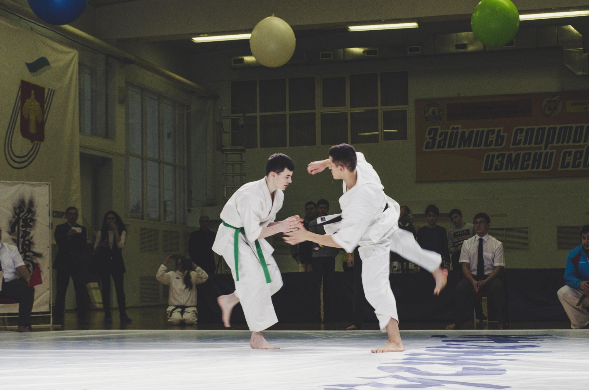 В Сыктывкаре определились участники Чемпионата России по киокусинкай