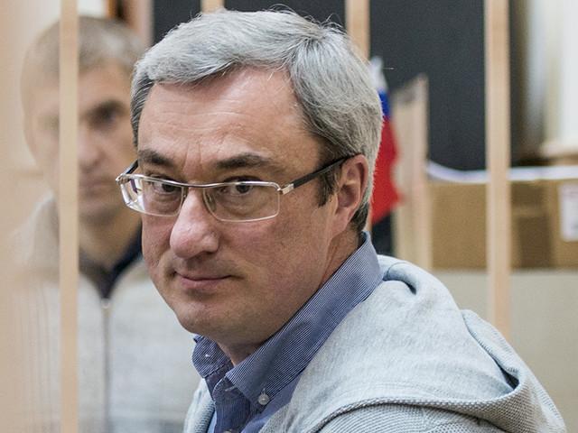 Суд в российской столице 27декабря начнет рассматривать дело экс-главы Коми Гайзера