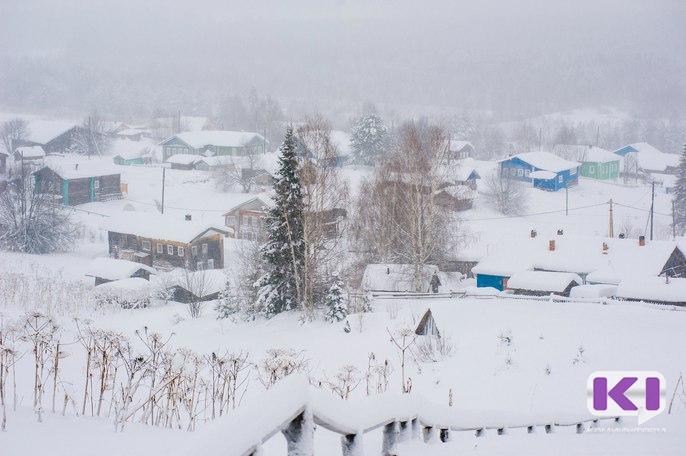 Непогода в Коми прибавила работы спасателям на неделе
