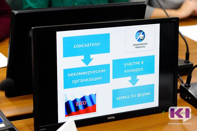 За год в Сыктывкаре реализовали 23 социальных проекта на 800 тысяч грантовых рублей