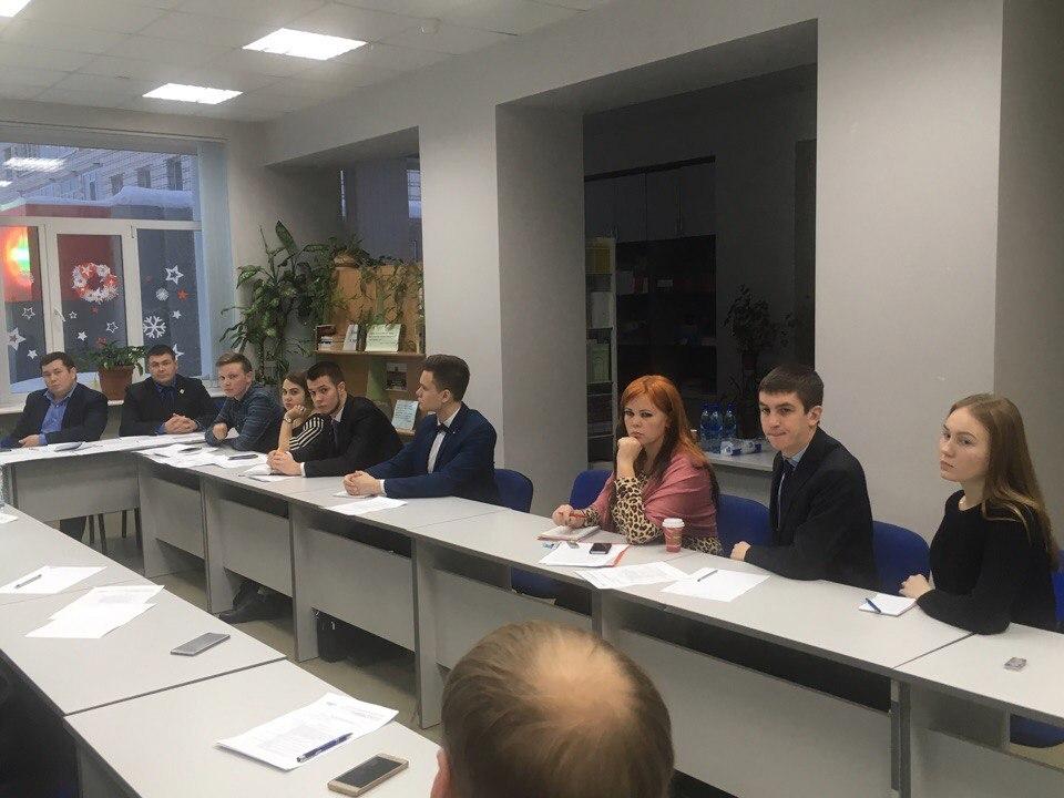 Молодежь Коми намерена активнее пробиваться в мир