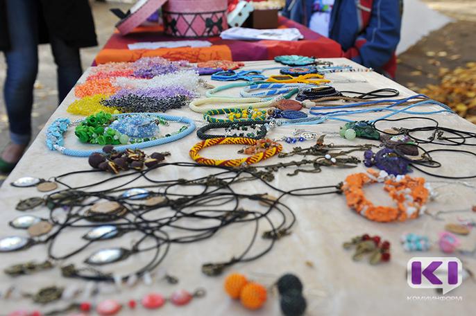 Сыктывкарские школьники устроят благотворительный базар