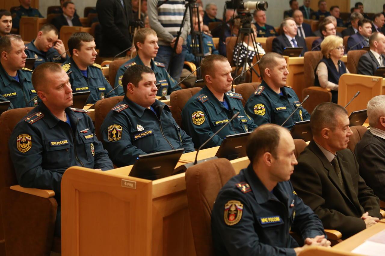 Спасатели Коми выполнили поставленные в уходящем году задачи
