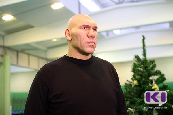 Сыктывкар посетит Николай Валуев