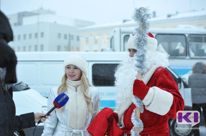 В Эжве через почту Деда Мороза можно заказать музыку на новогоднюю ночь