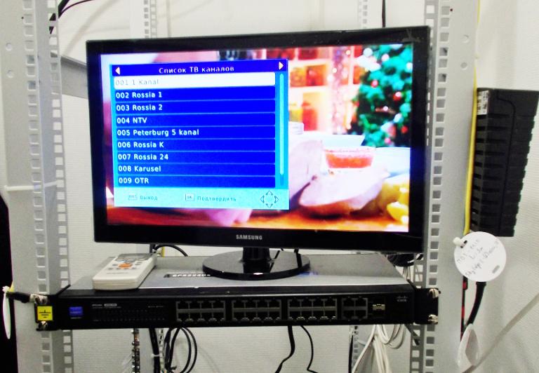 Цифровое телерадиовещание пришло в Большую Пыссу Удорского района
