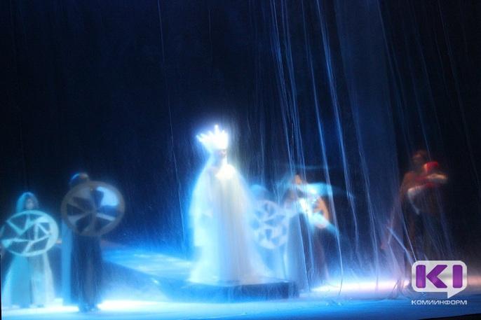 Особые дети уверены, что Снежная королева живет в Сыктывкаре