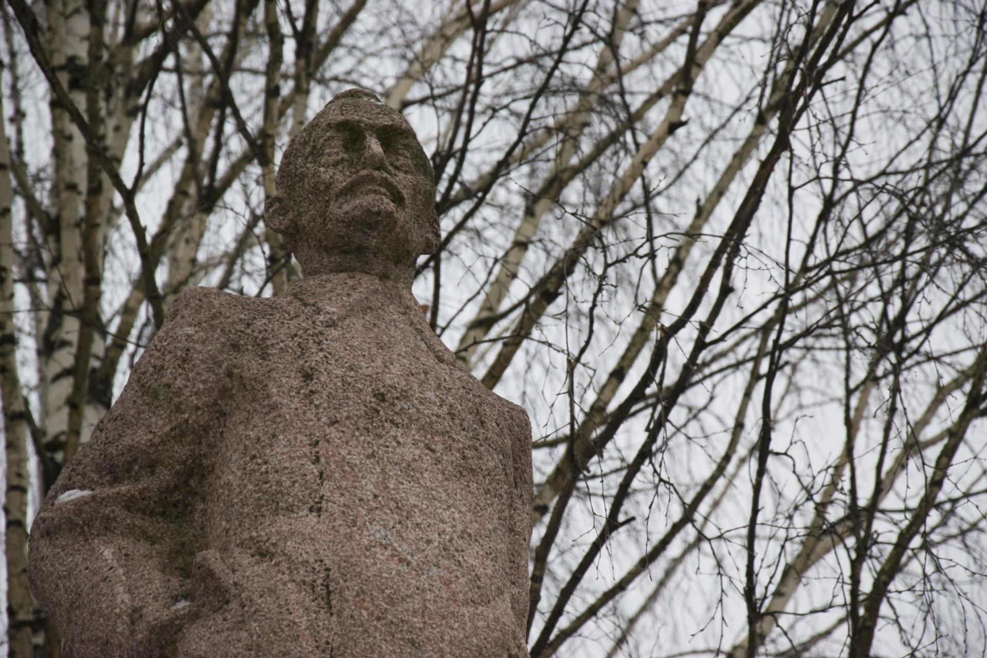 В Ухте отреставрировали памятник