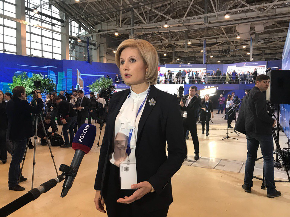 Представительницы обеих палат парламента РФ – о феномене народной любви к Путину