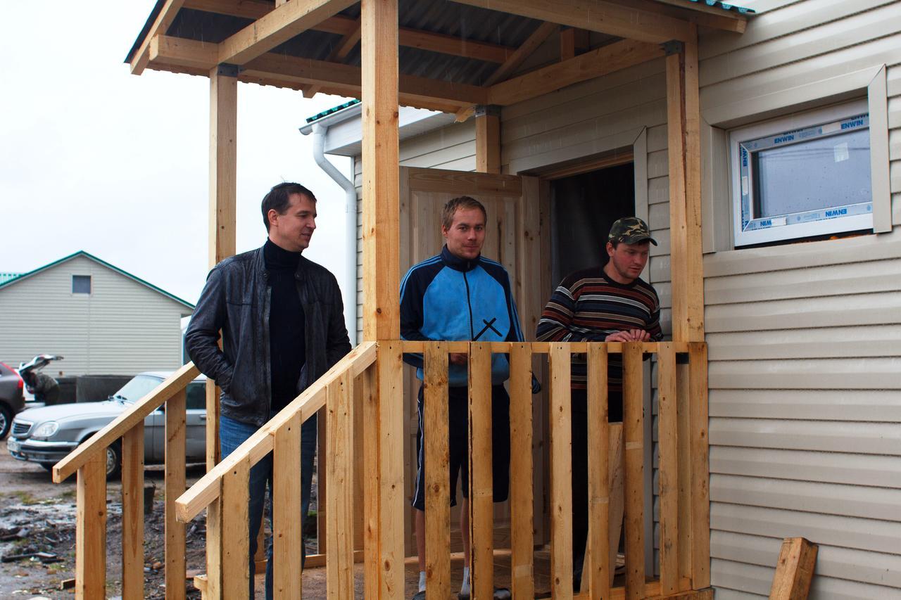 К строительству домов по программе переселения из ветхого жилья в Койгородском районе приступил новый подрядчик