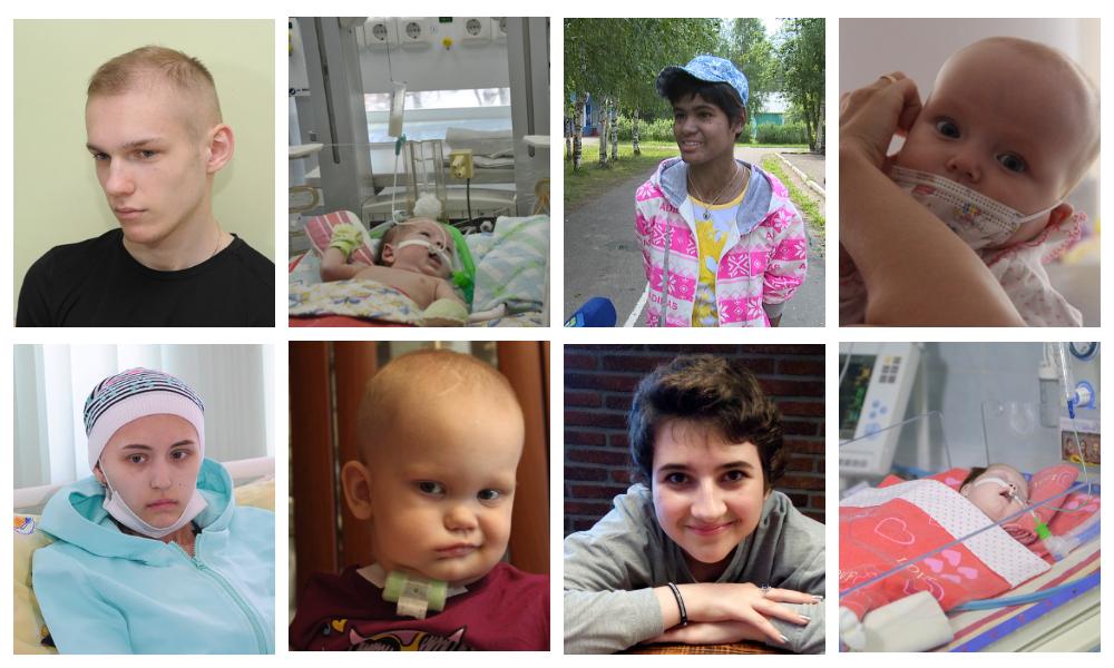 Спасти ребенка: за год благотворители проекта собрали на лечение больных детей почти три миллиона рублей