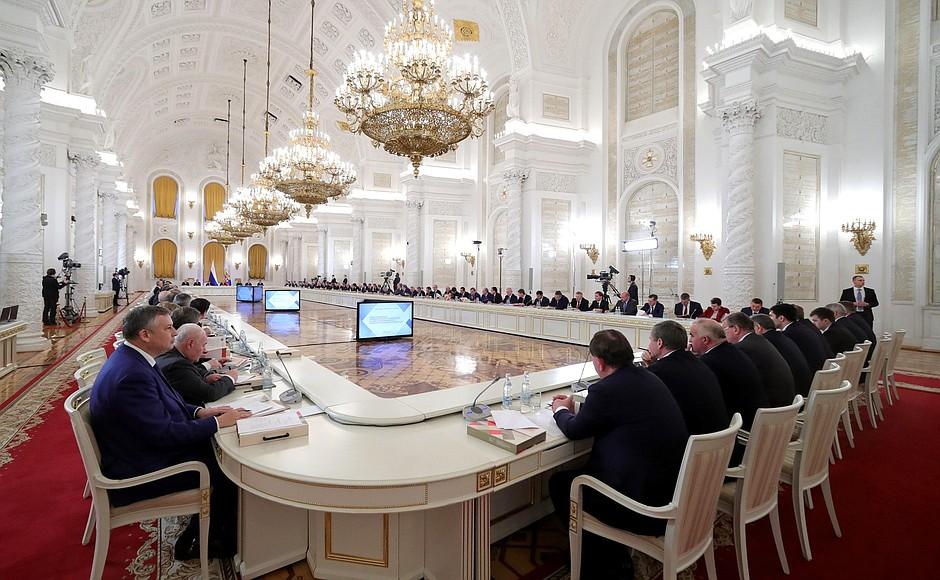 Владимир Путин усомнился в целесообразности строительства городов на Крайнем Севере