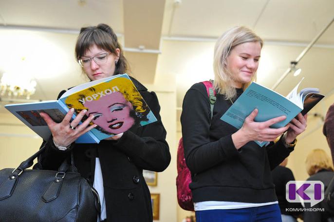 В новом году сыктывкарские библиотеки откроются с 3 января