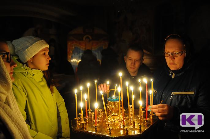 Православные Коми встретят Новый год в храмах