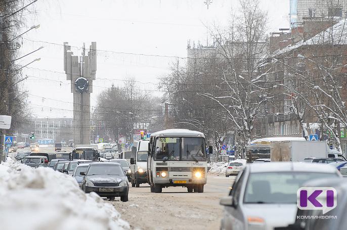 График работы пассажирских автобусов в новогодние каникулы