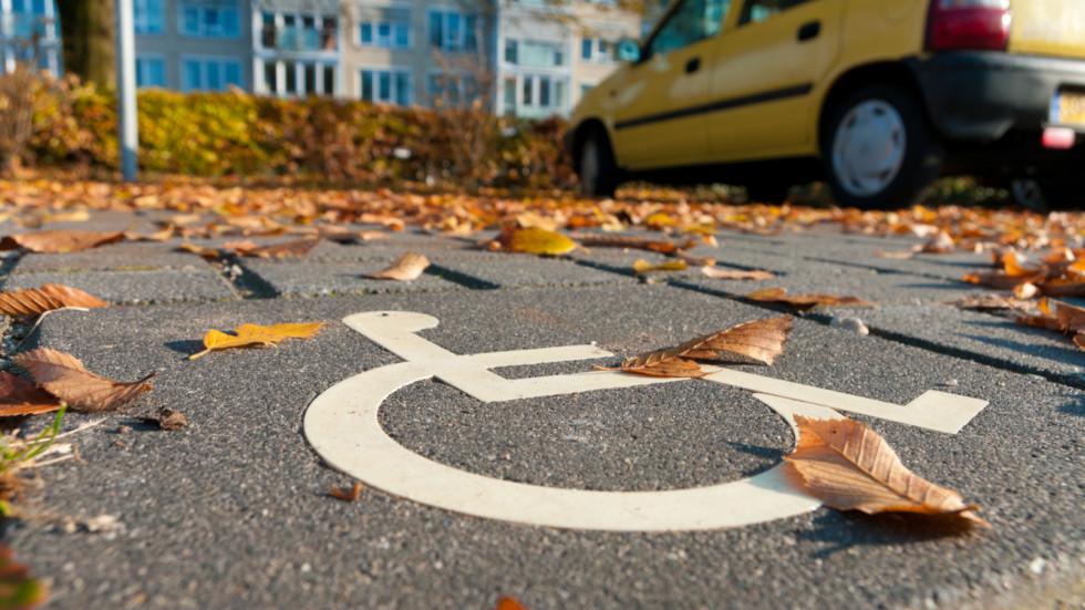 Президент России подписал закон, касающийся парковочных мест для инвалидов