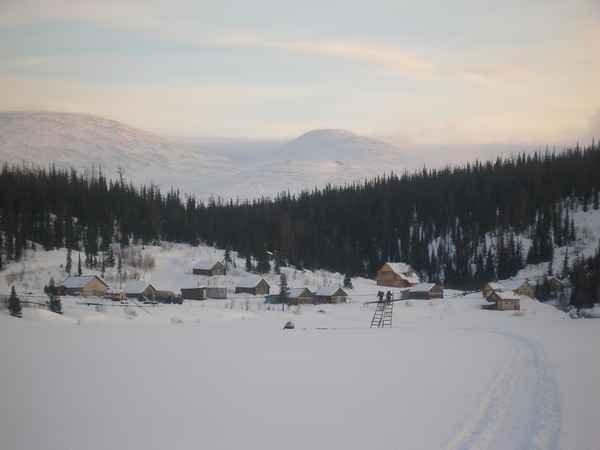 Группе туристов не удалось встретить запланированный Новый год в горах под Интой
