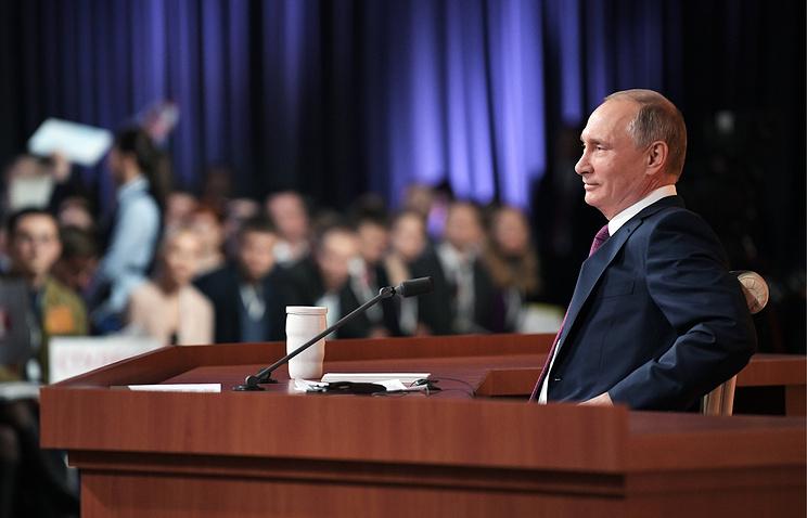 В России начался сбор подписей в поддержку самовыдвижения Путина