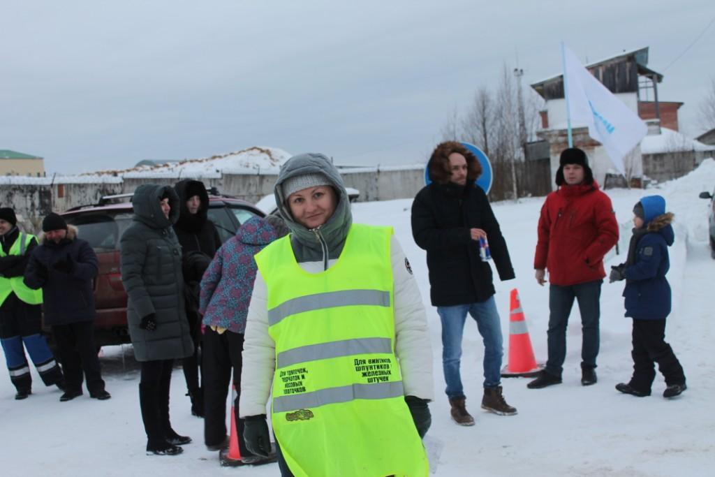 В Ухте прошел 1-й этап Первенства Республики Коми по автомногоборью