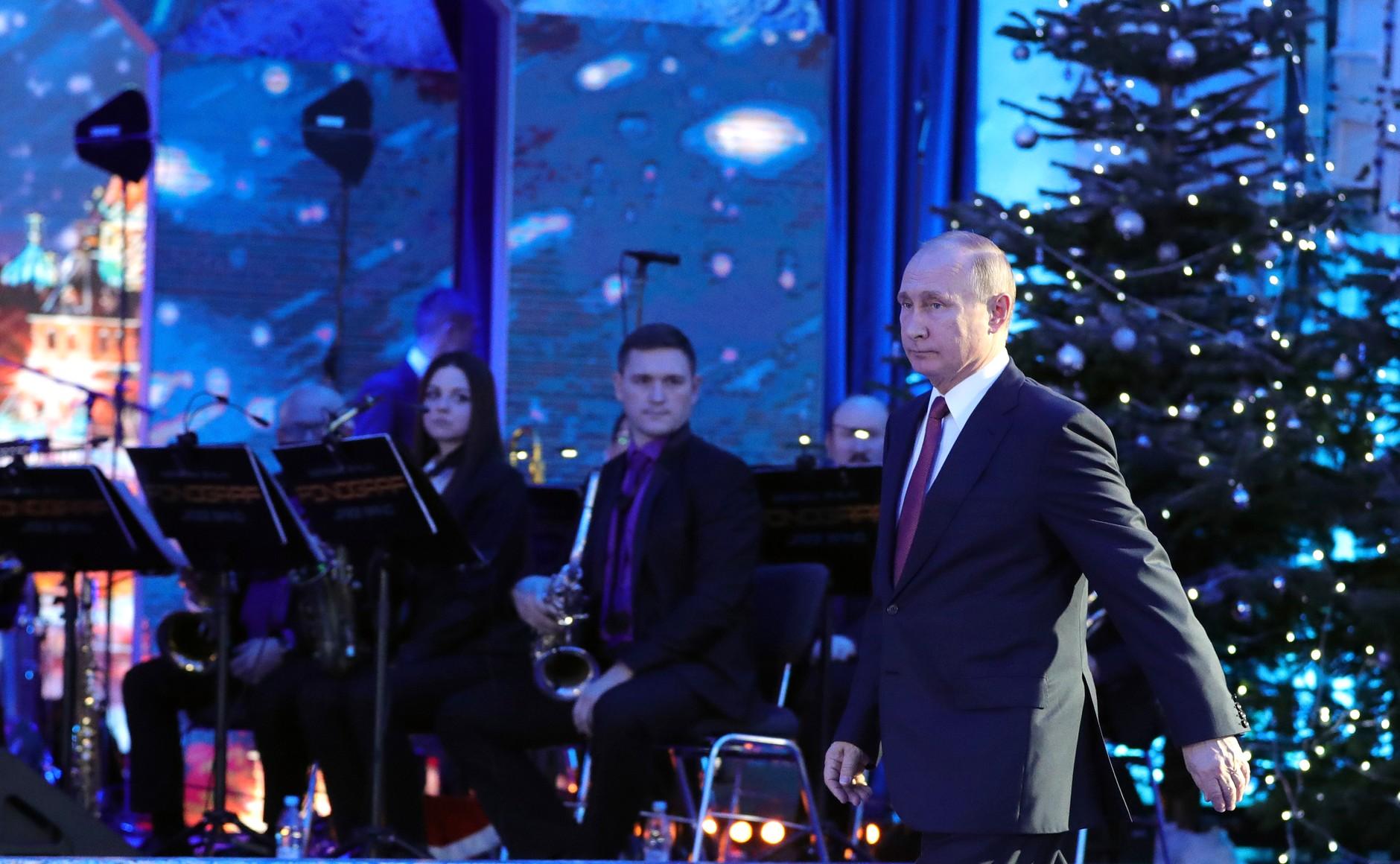 В Коми начался сбор подписей в поддержку выдвижения Владимира Путина в президенты