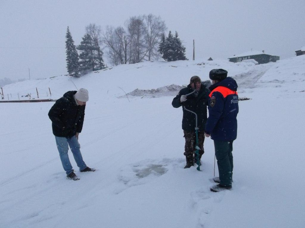 В Коми открыто еще 13 автомобильных ледовых переправ