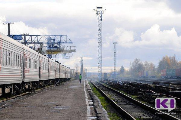 На железнодорожной станции в Межёге погибла женщина