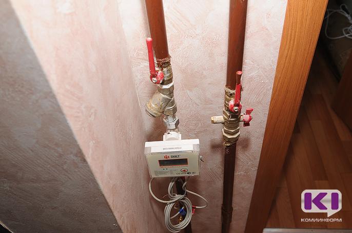 Только один дом в Коми оборудован общедомовым счетчиком газа