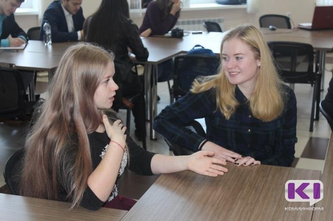 Молодые общественники из Сыктывкара поделились активностью со сверстниками из Сысольского района