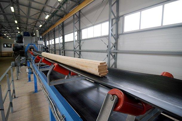 В поселке Казлук Усть-Вымского района началось строительство второй очереди лесопромышленного комплекса