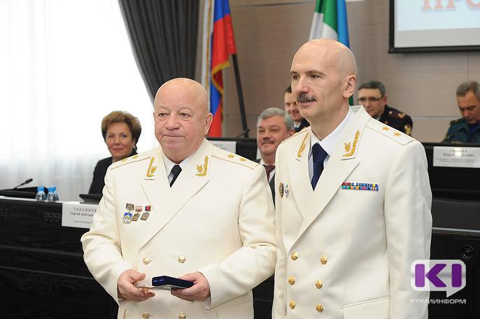 Глава Коми поблагодарил прокуратуру за вклад в деловой климат региона
