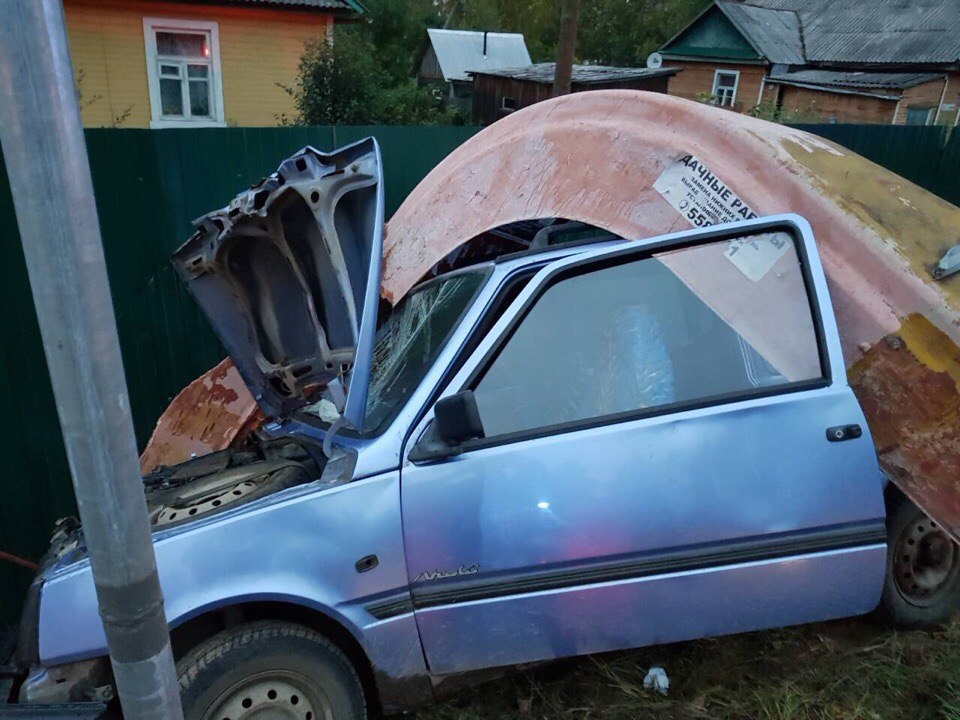 Виновник ДТП на остановке в Краснозатонском получил срок за другое преступление