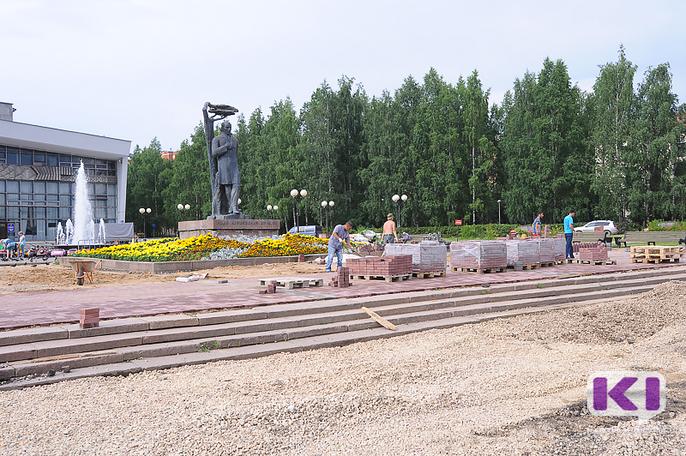 Сыктывкарцам предложат выбрать, какие из восьми общественных территорий благоустроить в первую очередь