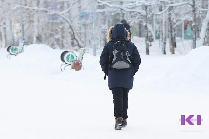 Оттепель выгнала воркутинских школьников на внеплановые каникулы