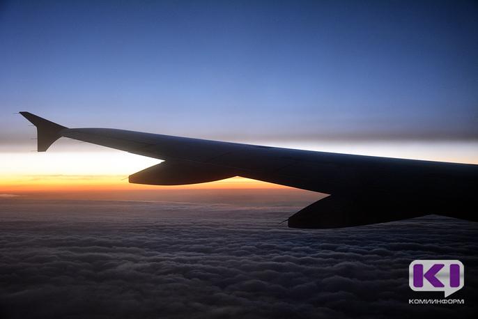 Татарстанская авиакомпания начала перелеты в Коми