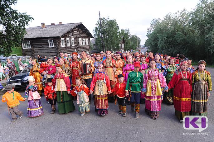 В Усть-Цильме хотят создать межрегиональный волонтерский корпус