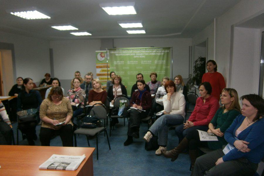 В Коми задумались о создании условий для трудоустройства подрастающих детей с инвалидностью
