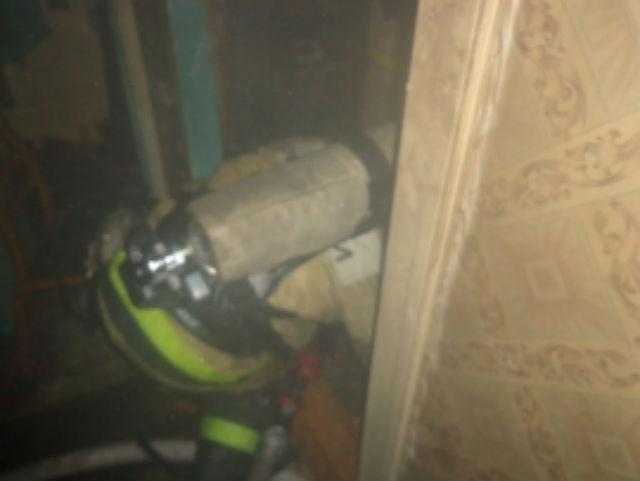 В поселке Паспом Усть-Куломского района на пожаре погиб мужчина