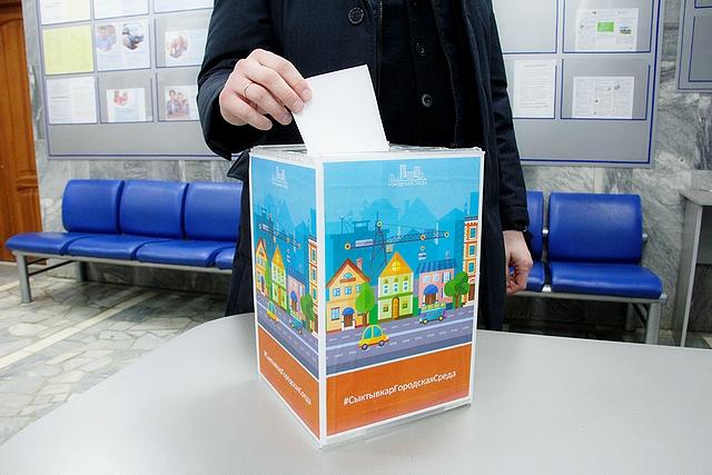 В городах Коми появляются пункты сбора предложений жителей по благоустройству общественных территорий