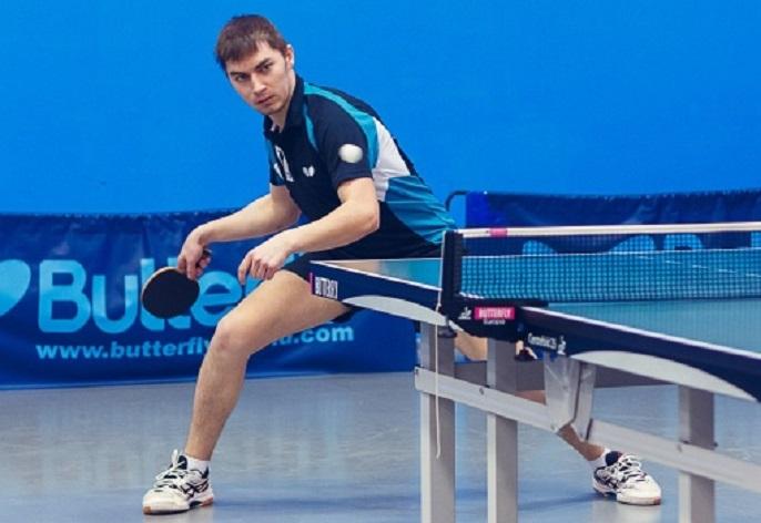 Ухтинцы Максим Мартюшев и Артем Сёмин победили на Чемпионате СЗФО по настольному теннису