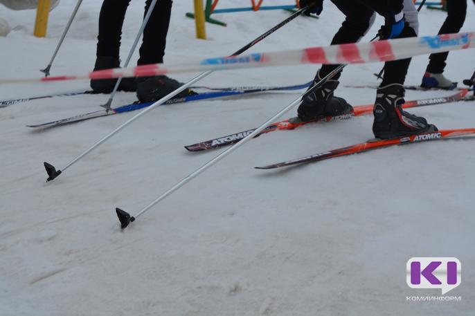 На лыжной базе под Ухтой пострадал спортсмен из Вологодской области