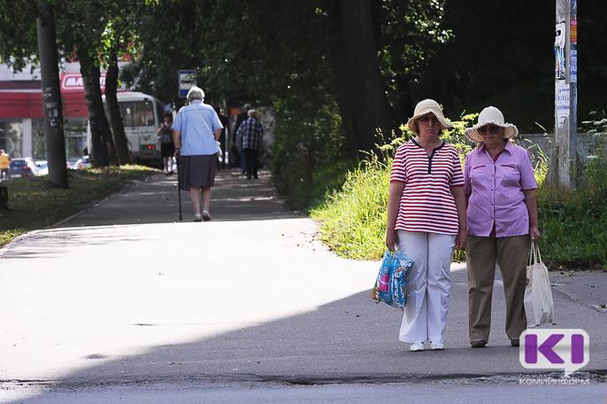 В 2017 году 4626 жителей Коми получили пенсионные накопления