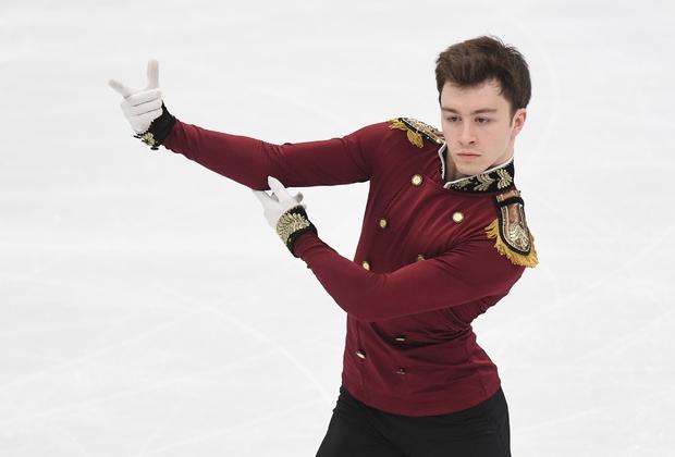 Ухтинец Дмитрий Алиев вошел в состав Олимпийской сборной