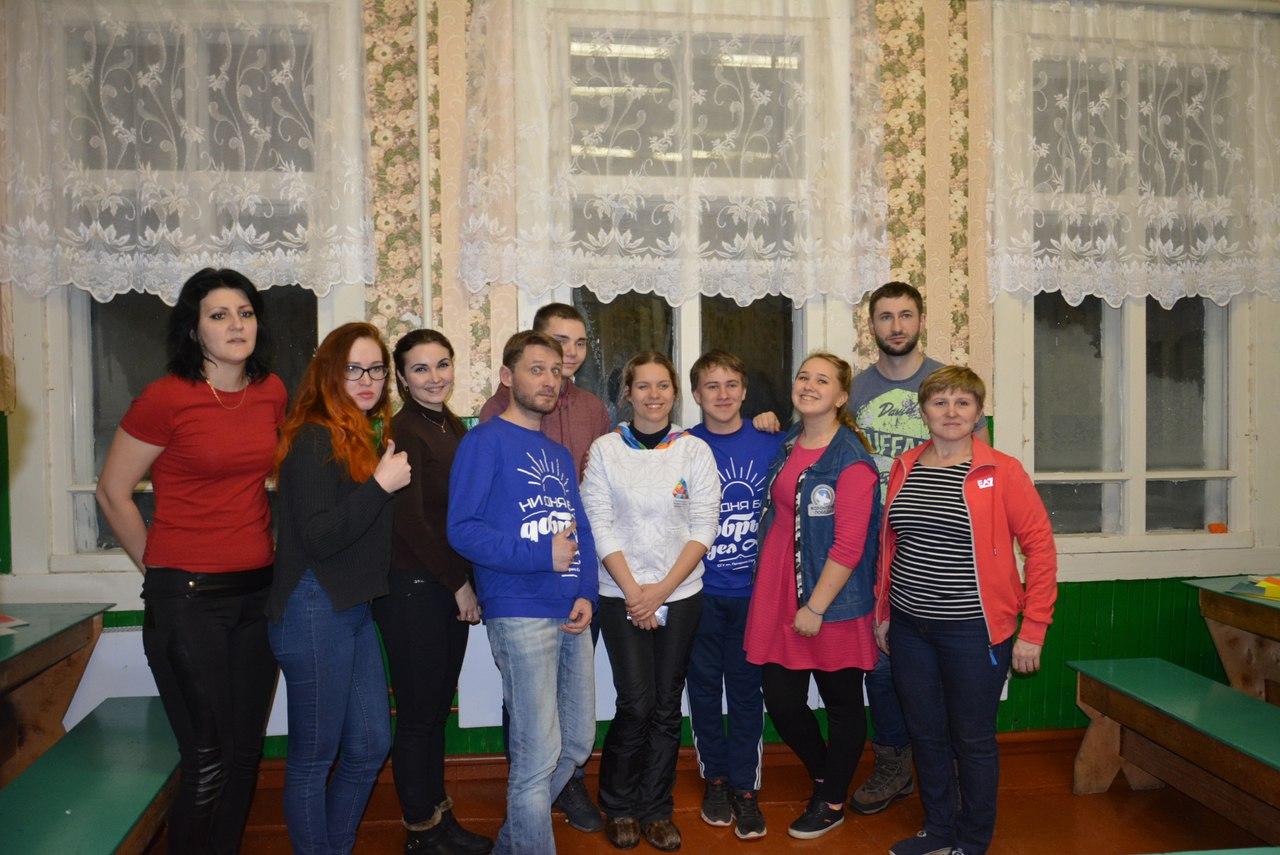 В Усть-Вымском районе создан единый Волонтерский центр