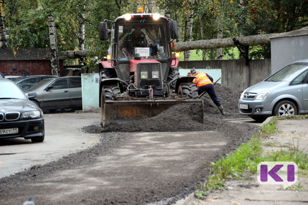 Две трети средств от программы по созданию комфортной городской среды в Сыктывкаре направят на ремонт дворов