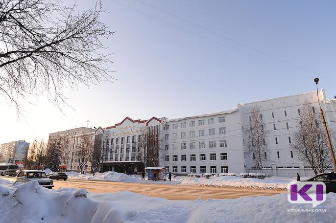Рита Тория снова стала кандидатом на пост ректора Сыктывкарского госуниверситета