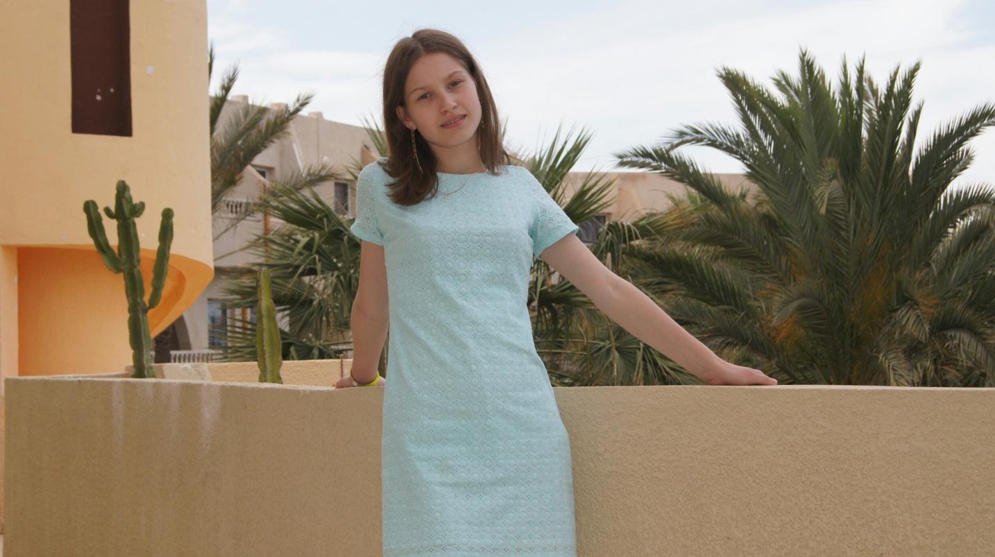 Сыктывкарская школьница запатентовала школьную форму
